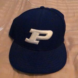 Purdue baseball hat